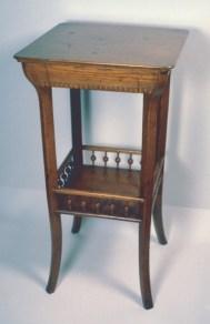 Anna Wagner Keichline, mesa de naipes, 1er premio, 1903