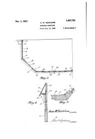 Anna Wagner Keichline, patente juguete, 1927