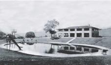 Anna Wagner Keichline, Club de campo The Juniata, MT Junior, PA, 1927