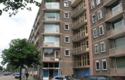 Margaret Kropholler-Staal. Edificio Louise Went, Amsterdam 1951-63