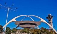 Norma Merrick Sklarek, Terminal de pasajeros, Aeropuerto de Los Angeles