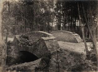 Margaret Kropholler-Staal. Parque Meerwijk. Puente (1918)