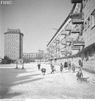 Helena Syrkusowa, Conjunto de viviendas Praga I, Varsovia, 1948-1952