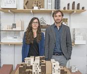 Gabriela Etchegaray y Jorge Ambrosi