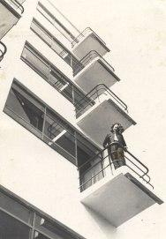 Lotte Stam-Beese. foto de Otti Berger, 1930