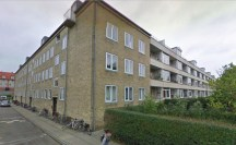 R.Grubb, K. Hvistendahl y I. Schmidt: Edificio de Viviendas Sociales en Kantorparken (Copenhague, 1936), estado actual.