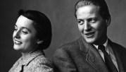 Florence Knoll, con su primer marido y socio, Hans Knoll