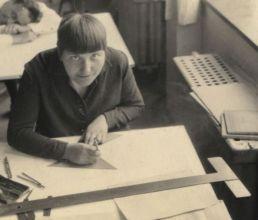 Lotte Stam-Beese en la Bauhaus
