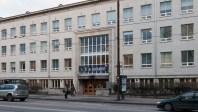 Erika Nõva y Alar Kotli (1939): Facultad de Filología Inglesa (1939). Hoy edificio principal de la Universidad de Tallinn. Estado Actual.