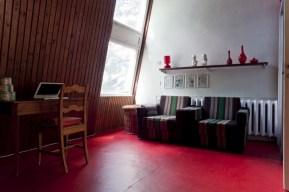 Valve Pormeister (1957): Casa propia. Fotografía de interior, 2010.