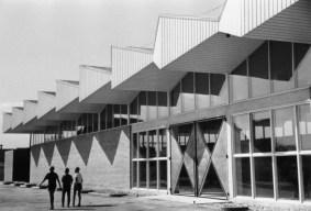 Valve Pormeister (1969): Centro de Productos Fitosanitarios de Saku. Fachada principal, c. 1969