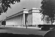 Gerdy Troost. Casa de Arte Germano, Munich, 1937