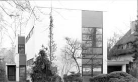 Hilde Weström, Haus Hanke-Förster, Berlin-Zehlendorf, Teltower Damm 139 (1965)