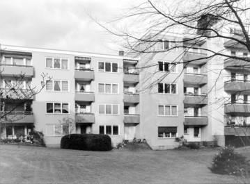 Hilde Weström, Teltower Damm/Mühlenstraße, Berlin-Zehlendorf (1965)