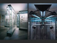 Eva Jiřičná, Museo Sir John Soane, Londres