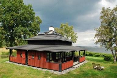 Hanne Kjærholm, Casa de verano en Rørvig, 2008