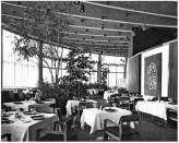 Gertrude Lempp Kerbis, Seven Continents Restaurant, 1963