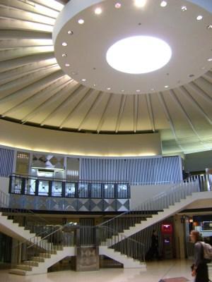 Gertrude Lempp Kerbis, Edificio Rotunda. Aeropuerto de O Hare. 1962