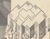 Gertrude Lempp Kerbis, Greenhouse Condos. Boceto. 1976
