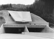 Flora Ruchat-Roncati y Renato Salvi, Estructuras de concreto en la Autopista Transjurane