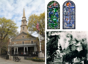 Judith Edelman Iglesia St. Mark's In-the-Bowery, Nueva York