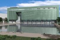 Sara Topelson, Biblioteca Pública de Jalisco, México (Grinberg Topelson Arquitectos)