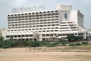Yasmeen Lari, Taj Majal Hotel, 1981, Karachi (Actualmente Regent Plaza Hotel).