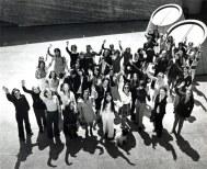 Miembros de la Organización de Mujeres en Arquitectura, 1973