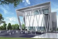 Sara Topelson, Proyecto para el Museo de la Prehistoria, Gyeonggi Jeongok, Corea (Grinberg Topelson Arquitectos)