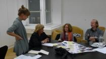 Olga Wainstein-Krasuk y Andreas Hofer, Viena 2012, Proyecto: Ciudades Inclusivas. El rol de los vacíos urbanos. Intercambio de prácticas Viena – Ciudad de Buenos Aires