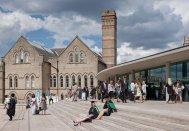 Patty Hopkins. Hopkins Architects. Nottingham Trent University: Newton and Arkwright Buildings Nottingham, Reino Unido, 2009
