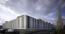 Julia Bolles y Peter Wilson, RS+Yellow Distribution Centre