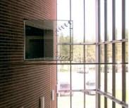 Mai Šein y Andrus Padu (2002): Facultad de Ingeniería Electrica (TTÜ). Detalle hall interior.