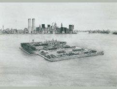 Susana Torre, Ellis Island, Nueva York. (1980)