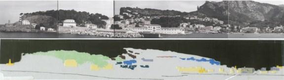 Rosa Barba, Plan Especial de Reforma Interior y de Protección del ámbito visual del puerto de Sóller,1996