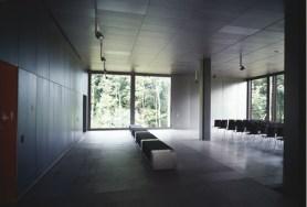 Annette Gigon y Mike Guyer, Museo Arqueológico y Parque Kalkriese, Osnabrück, Alemania. (1999 - 2002)