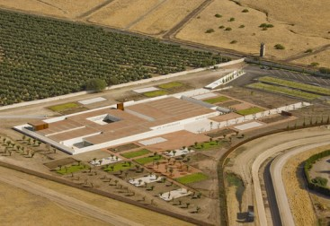 Fuensanta Nieto, Nieto Sobejano Arquitectos, Museo y sede institucional Madinat al Zahra, Córdoba, España, 1999-2009
