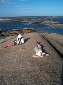 Diana Cabeza. Topografías útiles Jorge y Rita en las Piedras