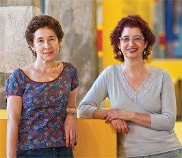 Maria Alice Junqueira Bastos y Ruth Verde Zein