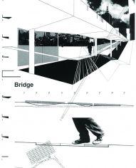 Kerstin Thompson Architects. Puente Peatonal en Parque Riverside, 2002.
