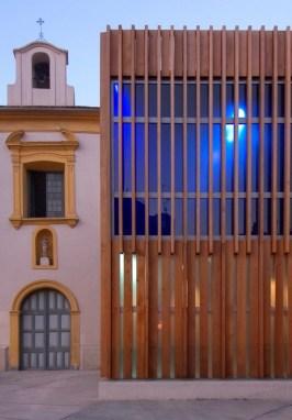 Atxu Amann, Andrés Cánovas, Nicolás Maruri, Temperaturas Extremas, Museo de la Muralla Árabe de Santa Eulalia, Murcia, 2004-2006