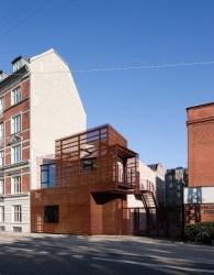 Dorte Mandrup, Bordings Independent School. Copenhagen. 2009