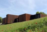 Carme Pigem, RCR Arquitectes. Museo Pierre Soulages, Rodez, Francia, 2008-2014