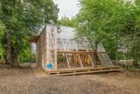Momoyo Kaijima. Atelier Bow-wow. Proyecto Osthang. Escuela de Verano en Darmstadt, 2004.