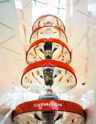 Manuelle Gautrand. Citroën C42 Showroom