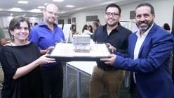 Cynthia Seinfeld, Jorge Draxl y asociados, Edificio Ciencias Sociales