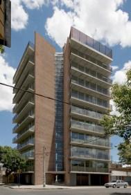 Maite Fernández, Gerardo Caballero. Edificio Brown, 2005.