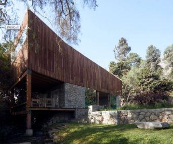 Susel Biondi y René Poggione, Casa Santa Eulalia