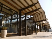 Kate Otten. Locales comerciales Parkhurst, Johannesburg