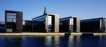 Mette Kynne Frandsen. Sede de Nordea. Henning Larsen Architects, 2015